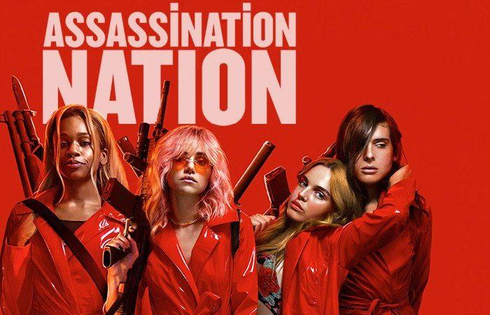 ภาพยนตร์  Assassination Nation (2018) 4 สาวนองเลือด
