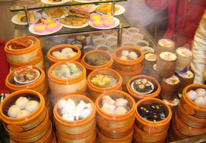 การกินอาหารแล้วก็การบริโภควัฒนธรรมจีน