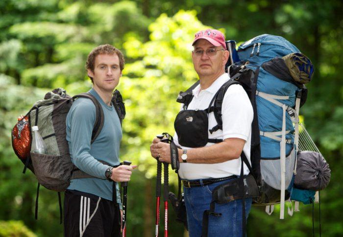 กระเป๋าเป้แบบใช้มอเตอร์นี้ช่วยลดภาระหน้าที่ของนักเที่ยวไกล